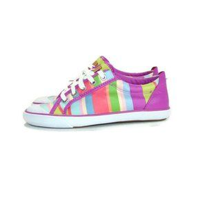 Coach Barrett Hamptons Weekend Canvas Sneakers